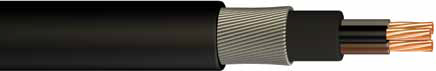 HFFR ARMOURED POWER CABLE / BS 6724